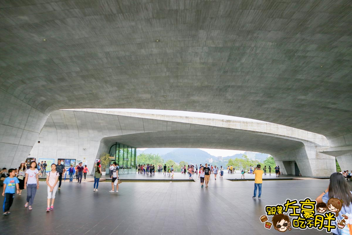 日月潭向山遊客中心-47