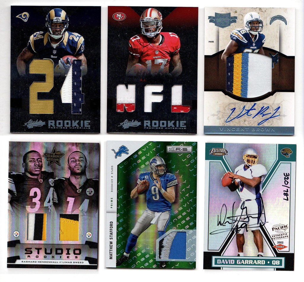 182f8920 I'm Trading Football Game-Used & Autos for Your Junk GU & Autos ...