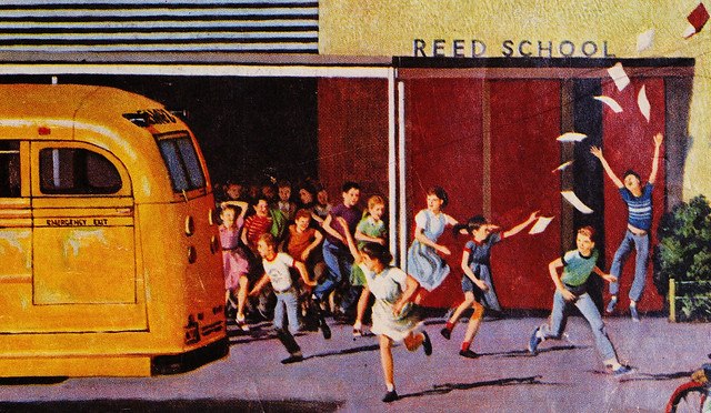 School's Out 1958