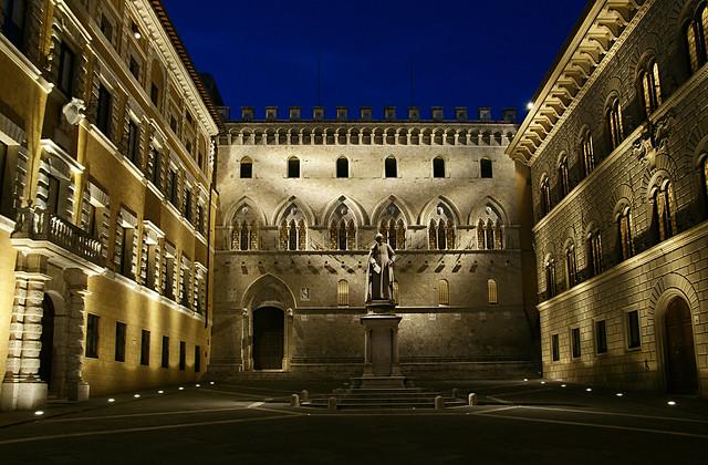 Banca Dei Paschi Di Siena