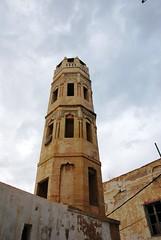 Sousse - Zaouia Zakkak Minaret