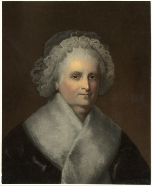 Martha Washington from Flickr via Wylio