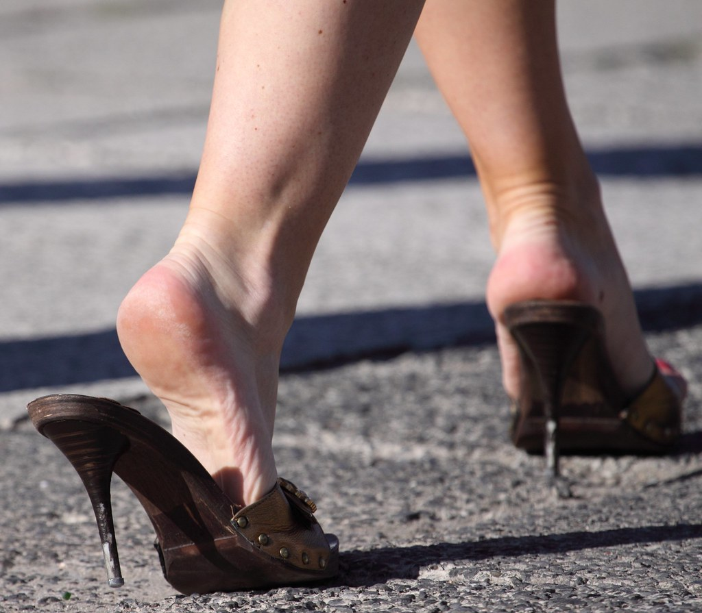 Low Heeled Ballet Shoes