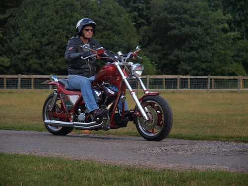 Harley Davidson Simply Red