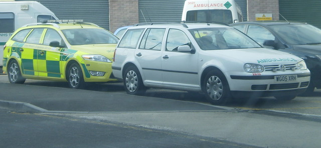 GWAS/brand new mondeo and a VW GOLF