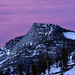 Tenaya Peak, Dusk, Yosemite National Park