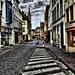 Calle – HDR en Brujas, Bélgica