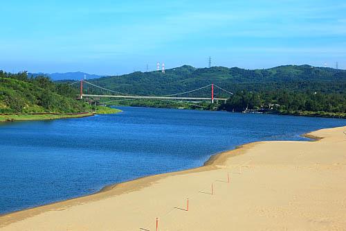 66J2雙溪河龍門吊橋