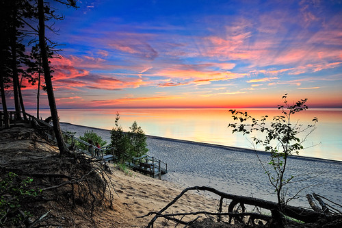 Twelve Mile Beach , Pictured Rocks National Lakeshore