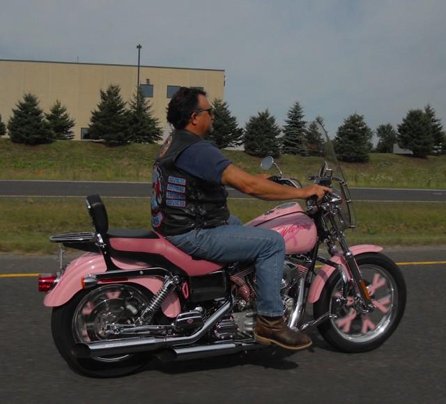 Pink Harley Davidson Car Seat Covers