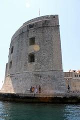 Muralla del Old Town en Dubrovnik