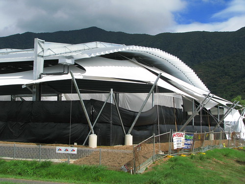 Steel single-span structure, Redlynch Connector Road, Cairns