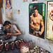 Bodybuilders - Jammu, India by Maciej Dakowicz
