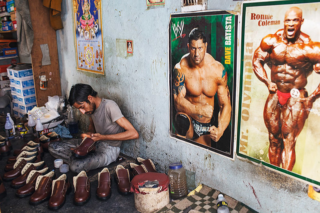 Bodybuilders - Jammu, India