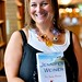 "Jennifer Weiner with recently released ""Fly Away Home"" at the Princeton Public Library"