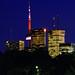 Toronto's CN tower @ night by Eyesplash - Summer was a blast, for 6 million view