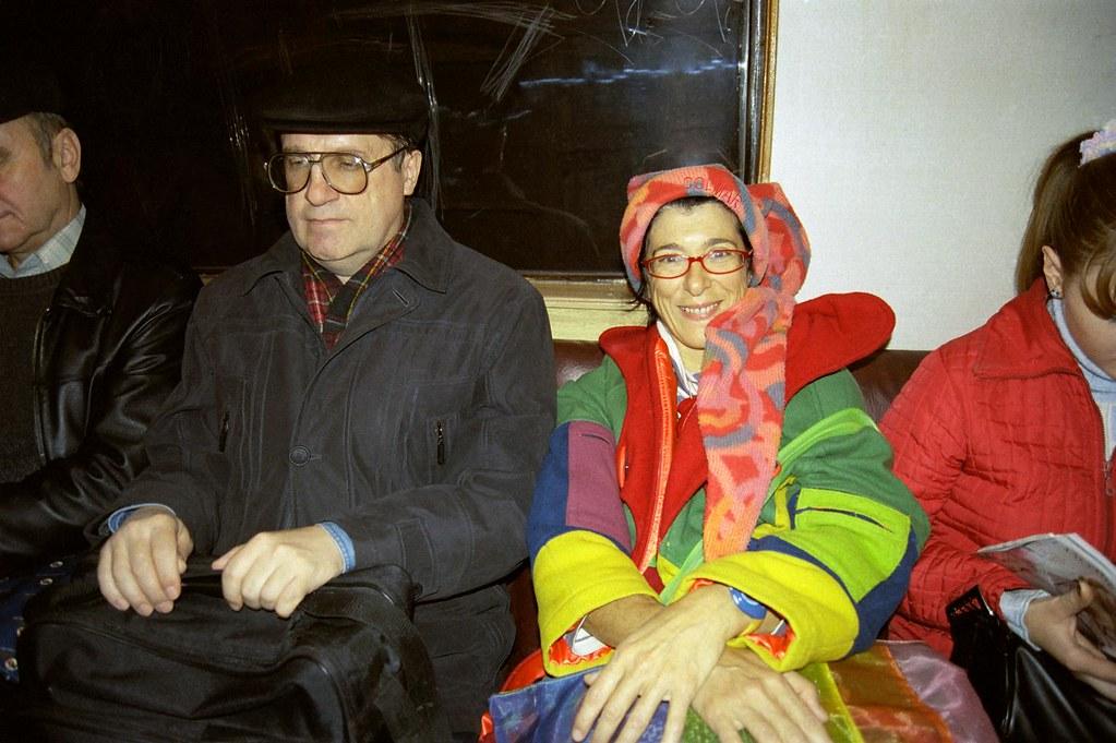 Ginevra 1(John Glick/Russia Clown Trip 2004)