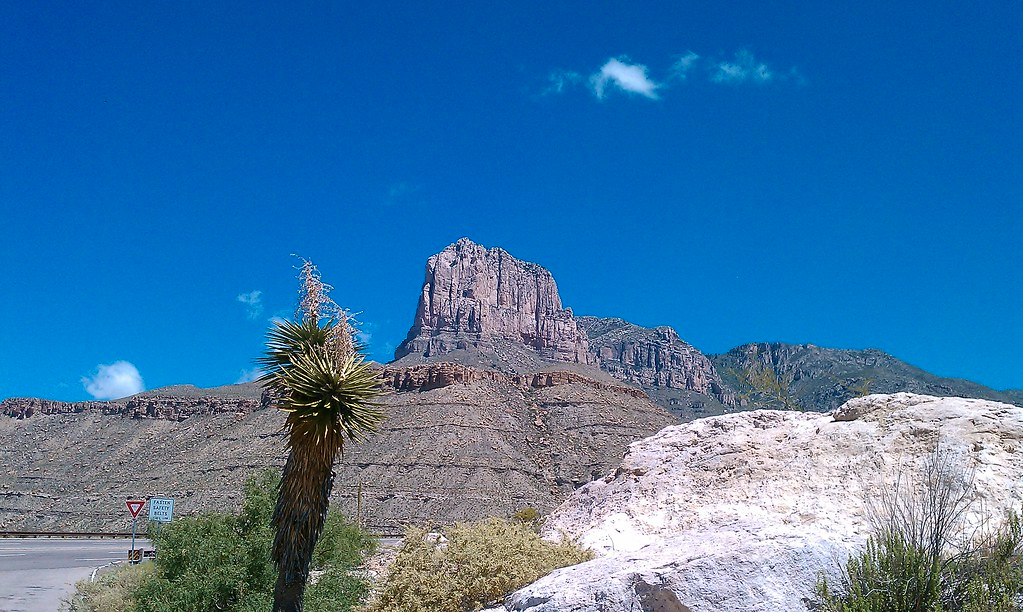 Carlsbad New Mexico - Guadalupe Mountain