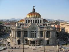 Palacio De Bellas Artes. Ciudad de México