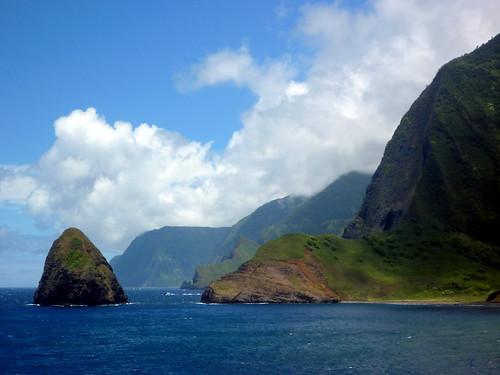 hawaii molokai kalaupapa
