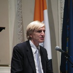 David Tolbert speaks at the New York City Bar Association in Celebration of International Justice Day