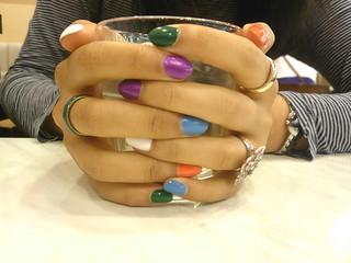 yummy nails!