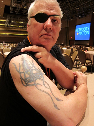 Meteor Blades, tattoo, NN10, Netroots Nation 2010 IMG_1917_1