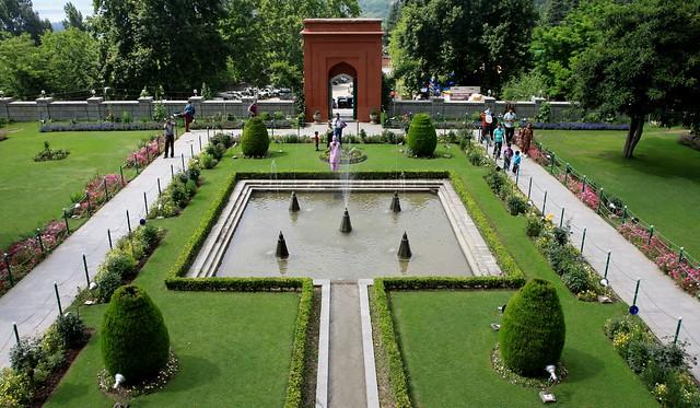 cheshmashahi gardens