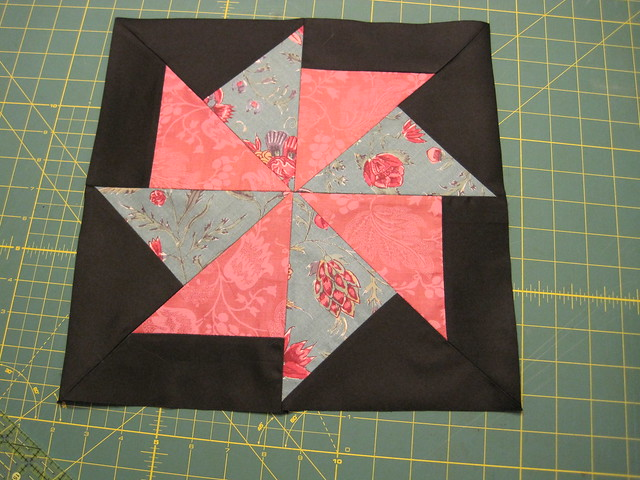 Quilt Patterns Windmill Block : Windmill Quilt Pattern - Pattern Collections