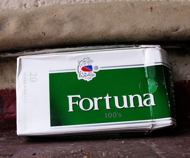 Fortuna Cigarettes | They finally made a cigarette that ...
