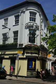 Image of Broad Street. pub jersey camra realale sthelier