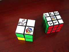 puzzle(1.0), rubik's cube(1.0), indoor games and sports(1.0), number(1.0), mechanical puzzle(1.0), toy(1.0),