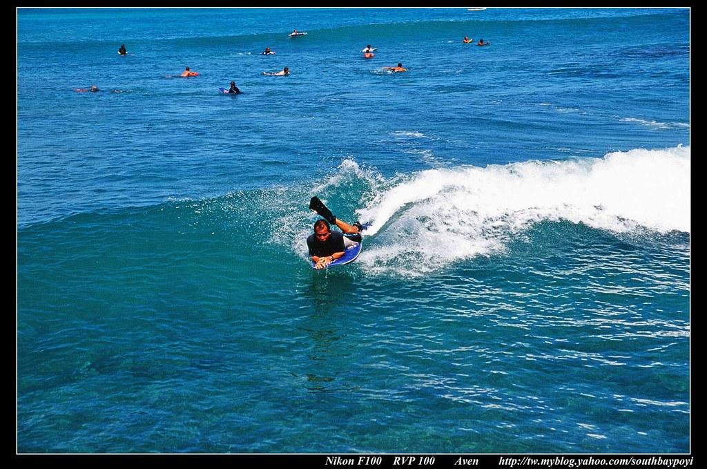 夏威夷海洋龍舟賽之旅(135正片)