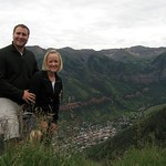 Ken and Alicia, Telluride, Colorado