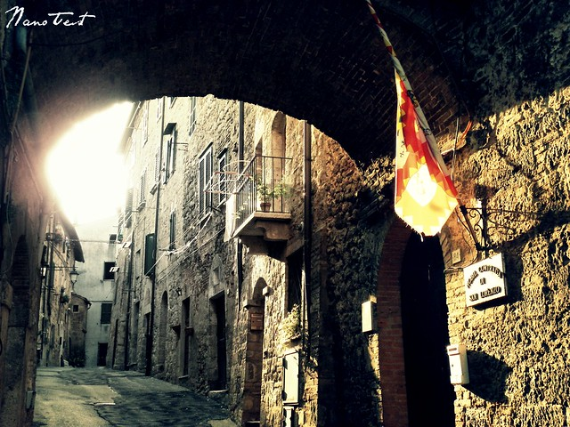 Sarteano Italy  City new picture : Sarteano, Siena, Italy Nobilissima Contrada Di S.Lorenzo | Flickr ...