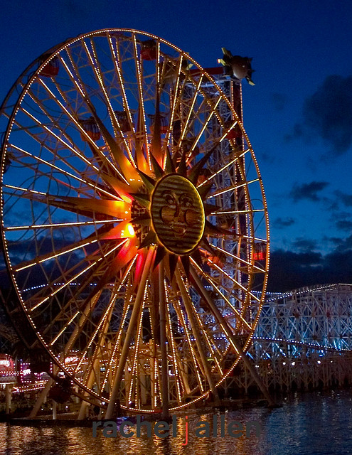 Vintage Ferris Wheel | Flickr - Photo Sharing!
