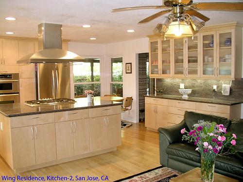 Complete Kitchen Custom Design & Remodel: San Jose, CA ...