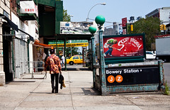 Bowery Station by Mark ~ JerseyStyle Photography, on Flickr
