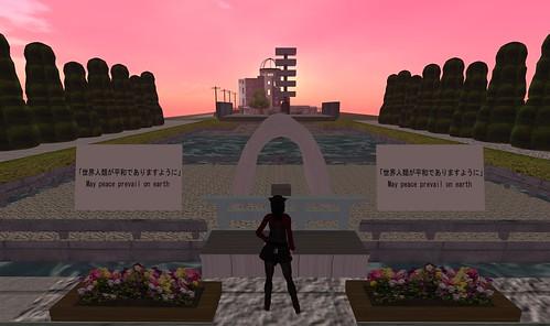 Annual Genbaku Dome visit - 無料写真検索fotoq