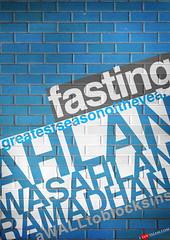 FASTINGiluvislam by iluvislam.design