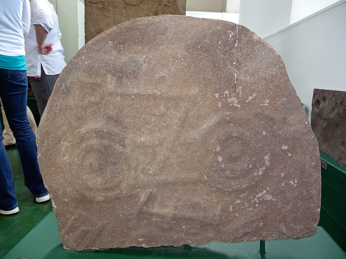 Pictish Carved Stone, Meigle