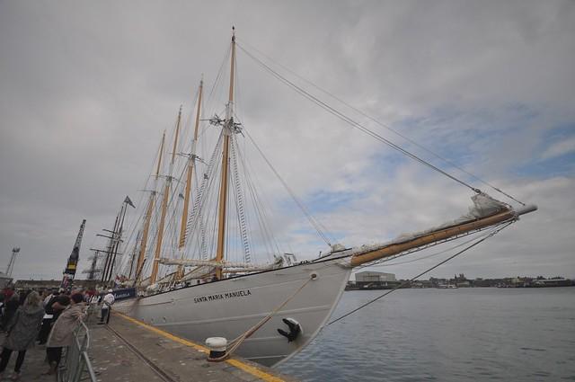 Tall Ships Race, 2010