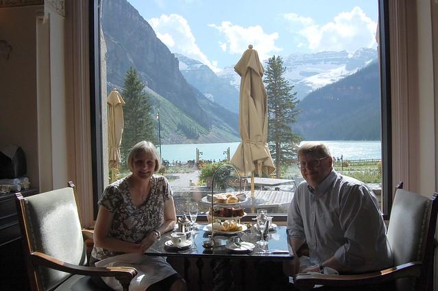 High Tea Fairmont Chateau Lake Louise Flickr Photo Sharing