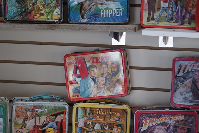 Coolest Vintage Lunch Boxes