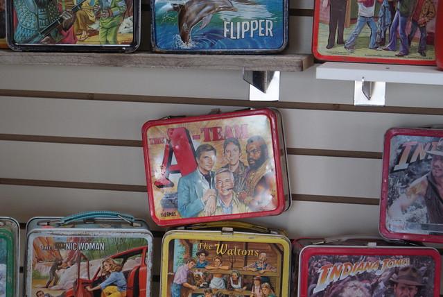 Coolest Vintage Lunch Boxes