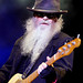 Dusty Hill live with ZZ Top in Sturgis