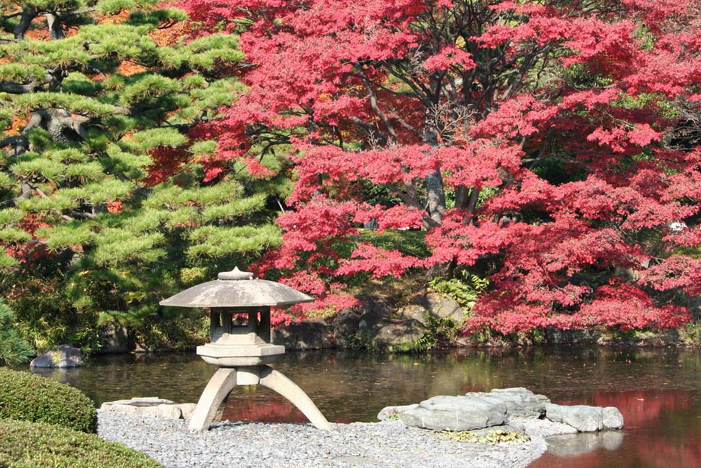 Autumn Lantern goodness: Imperial Palace Tokyo