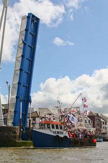 Maryport Trawler Race 2010
