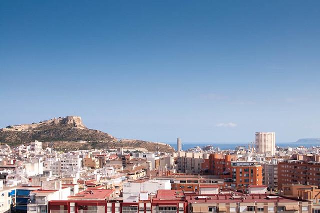 Santa Barbara, Alicante - Flickr CC pedroalonso