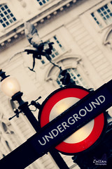 Londres: Picadilly Circus